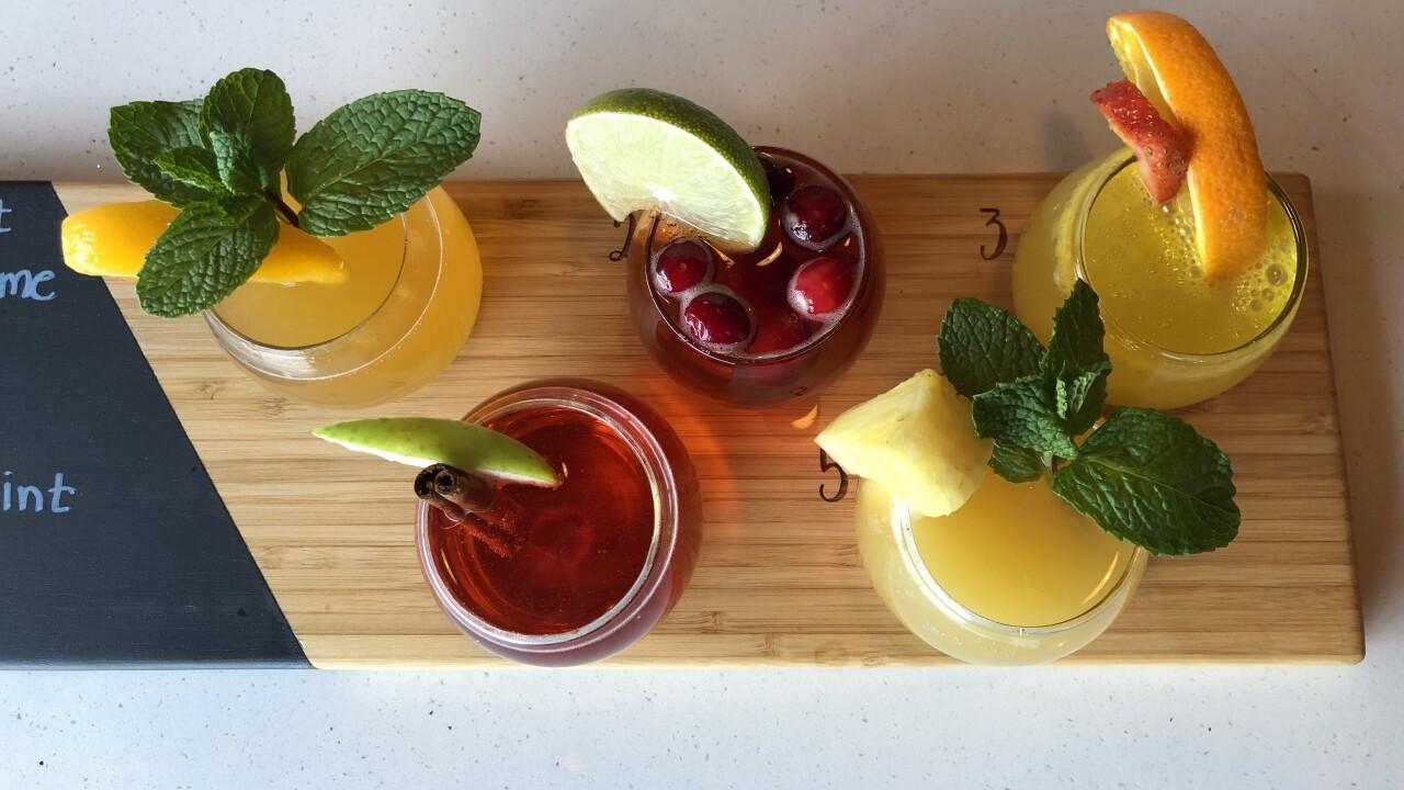 Jojo Coffeehouse Brings Mimosa Beer And Wine Flights To Old Town Scottsdale