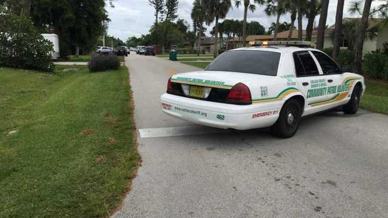 Death investigation launched in Naples Park