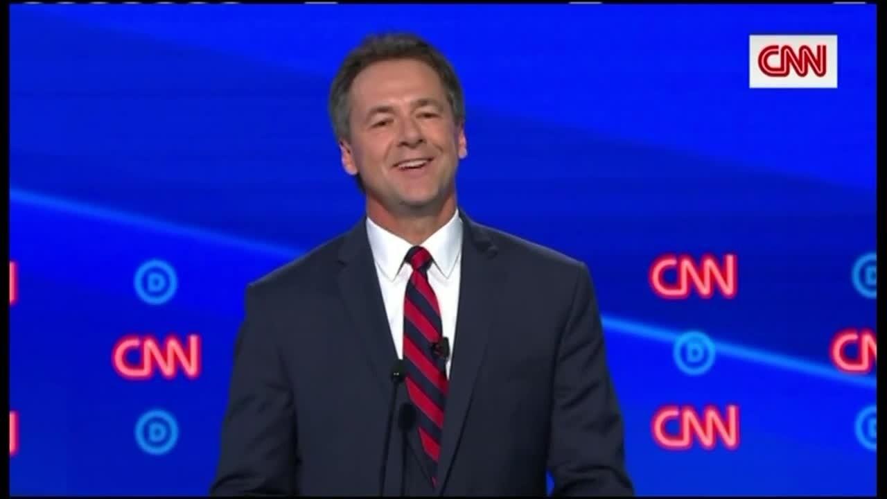 Bullock at debate