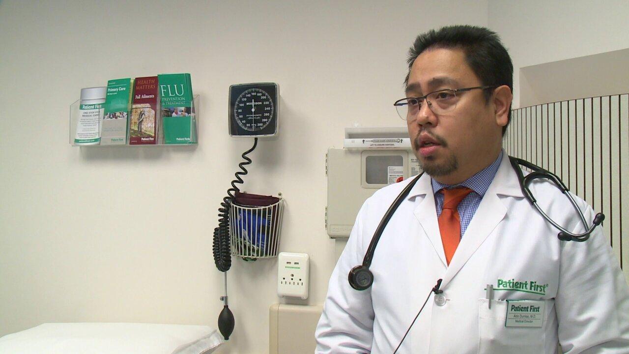 Flu widespread in Virginia, health officialssay