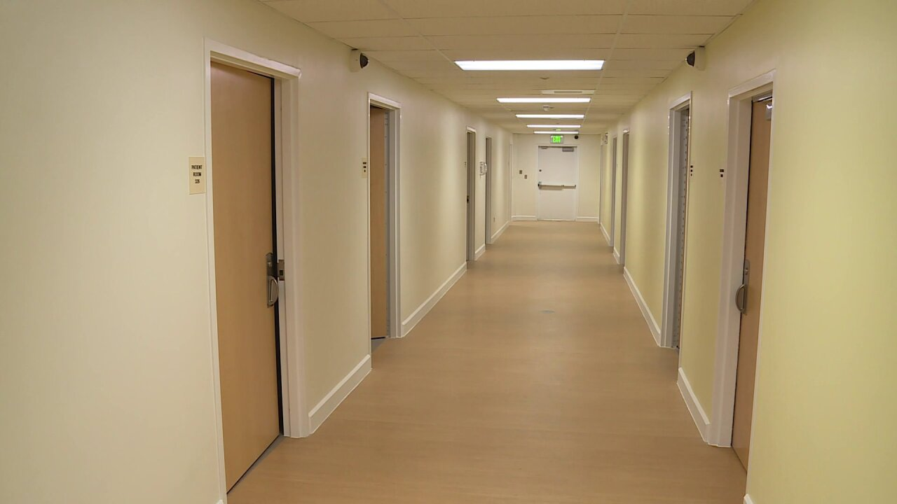 Mental health facility adds beds to 'get people the help theyneed'