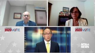 Montana Supreme Court candidates trade jabs in MTN debate