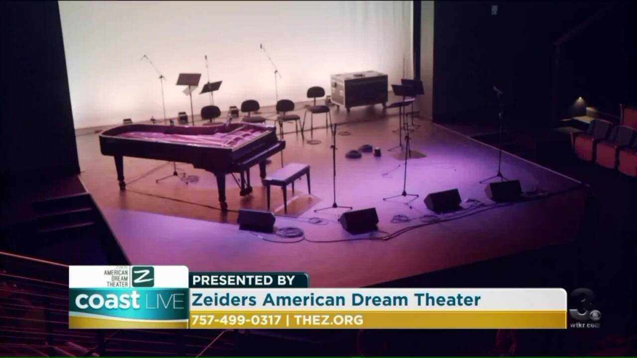 The Proteus Festival coming to Zeiders American Dream Theater on Coast Live