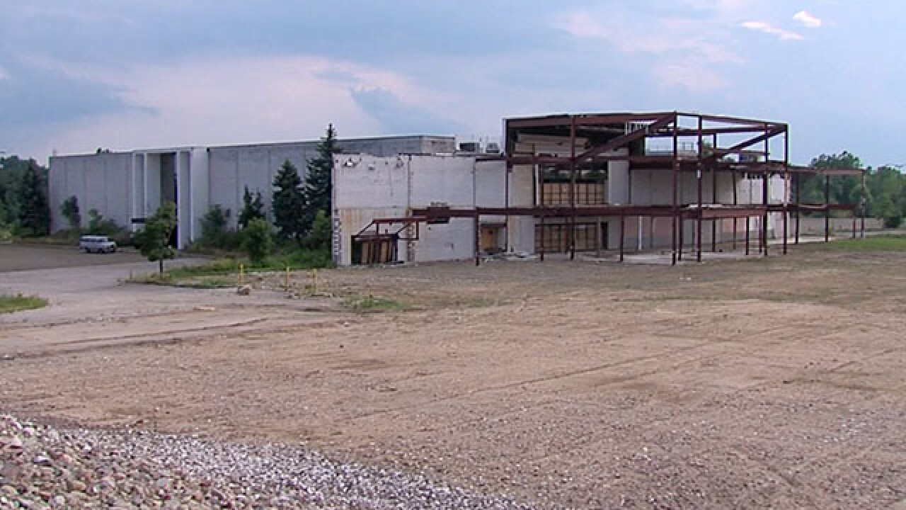 New massive commercial building may be coming to site of demolished Rolling Acres Mall