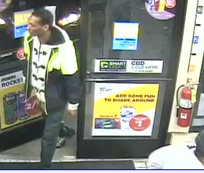 Circle K Robbery Suspect 2