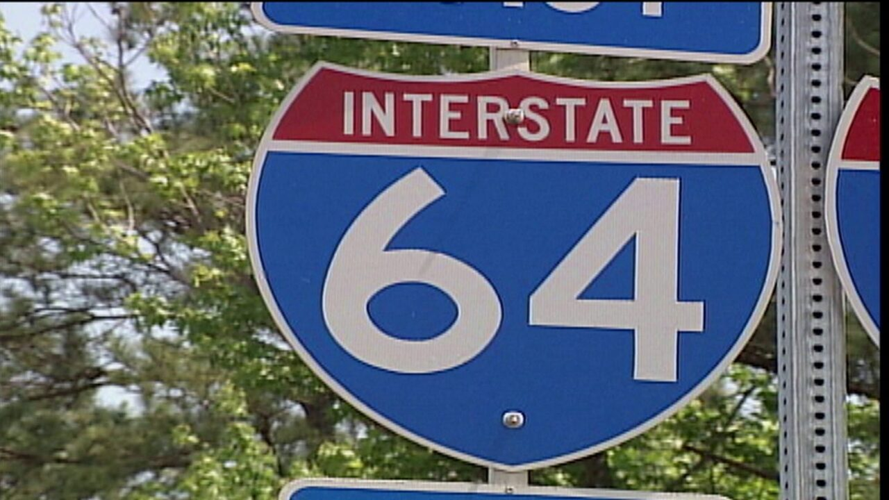 I-64 lane closures could delay Henrico drivers tonight
