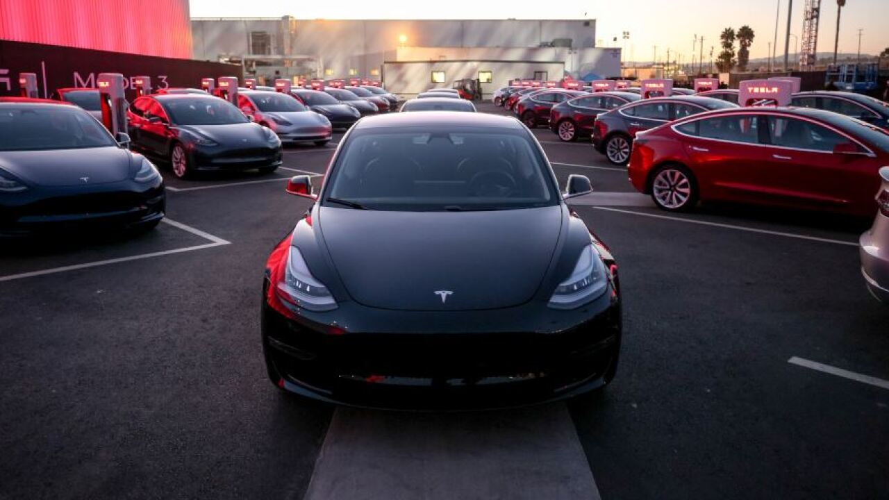 Tesla bringing new cars to buffalo for you to test drive