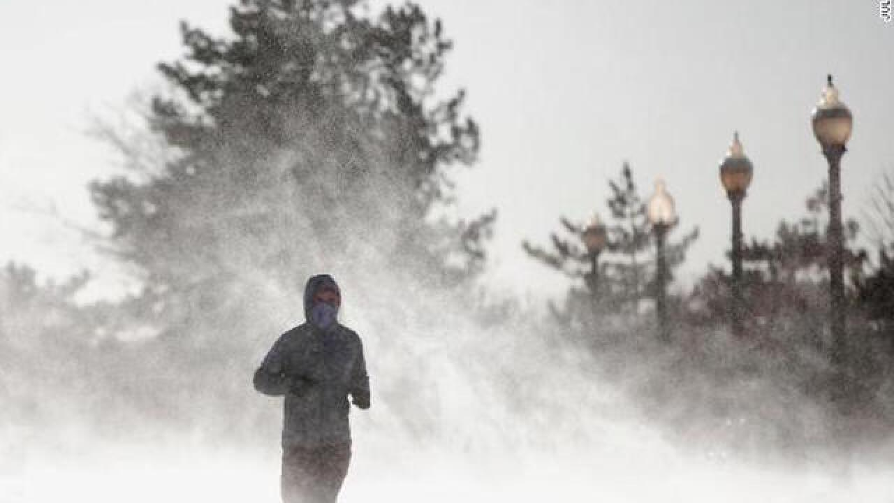 Almanac predicts brutal winter for much of the US