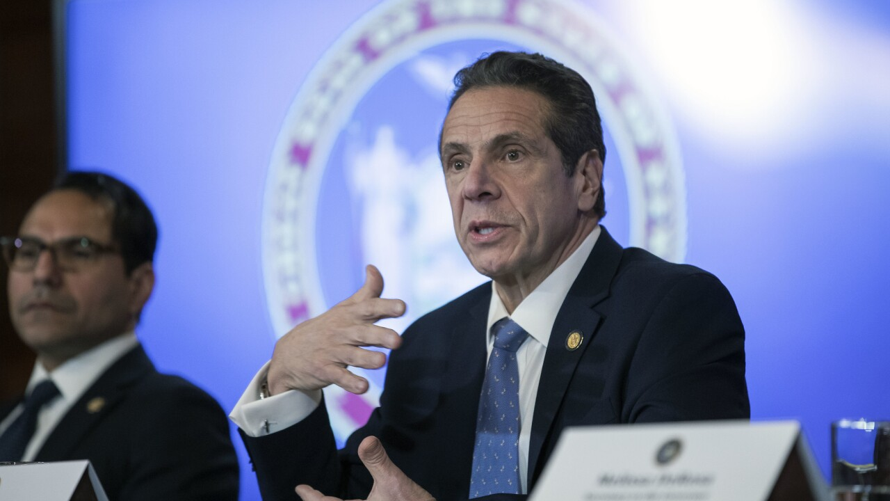 Cuomo health care funding canceled