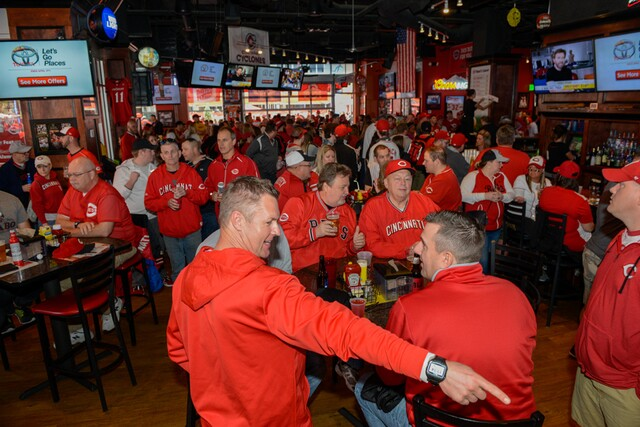 Reds Opening Day parties