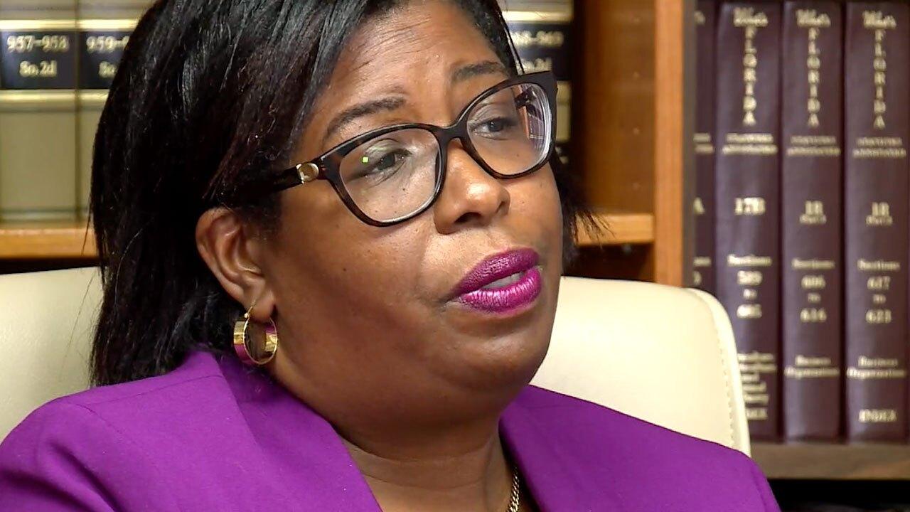 Tequisha Myles, Legal Aid Society attorney