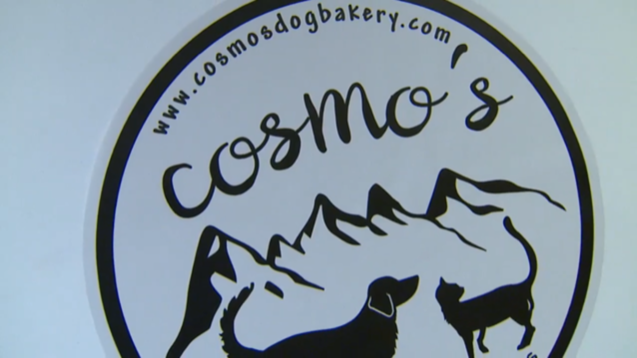 Cosmo's Dog Bakery