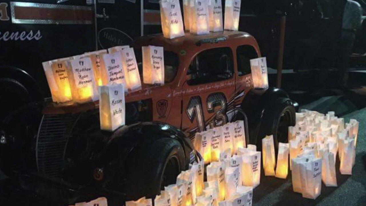 Art 4 Angels event benefits nonprofit that helps grievingfamilies