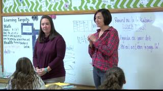 One Class at a Time: Washington Middle School