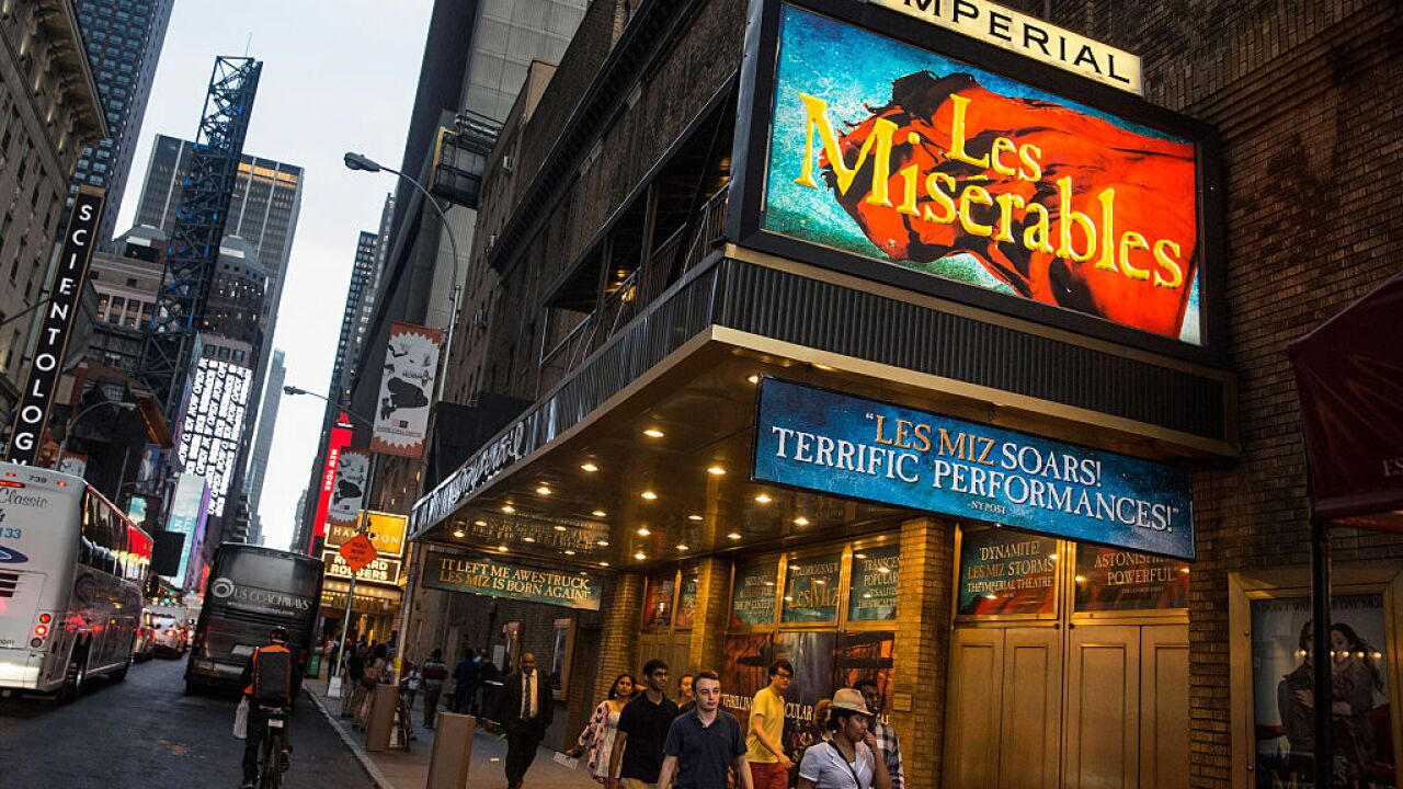 'Les Miserables' coming to Norfolk's Chrysler Hall