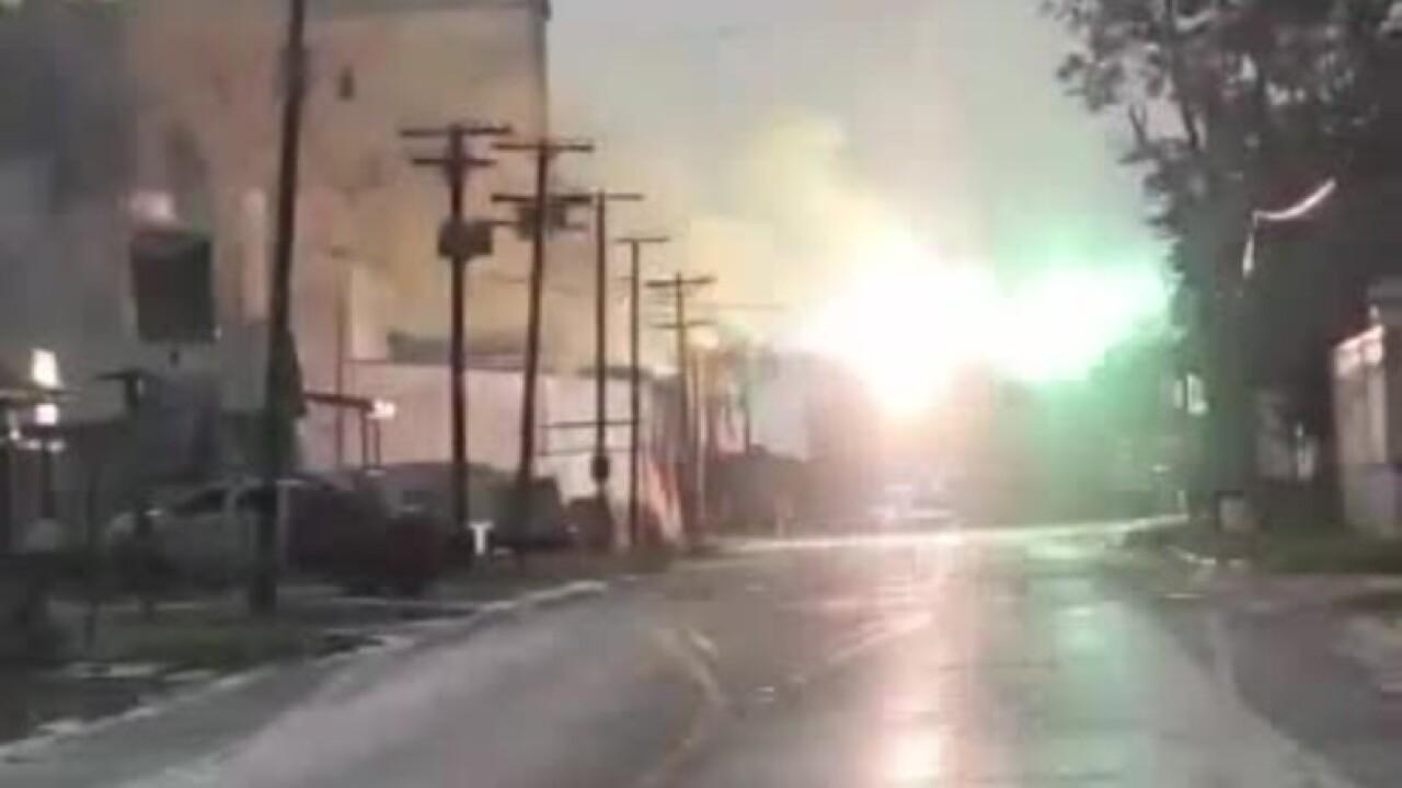 Gueydan power plant fire.jpg
