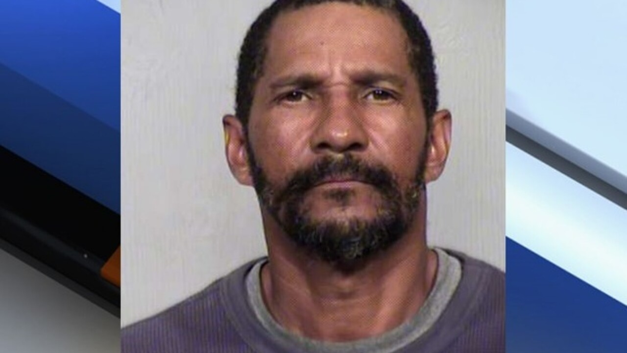 Phoenix man steals from deceased neighbor's home, police say