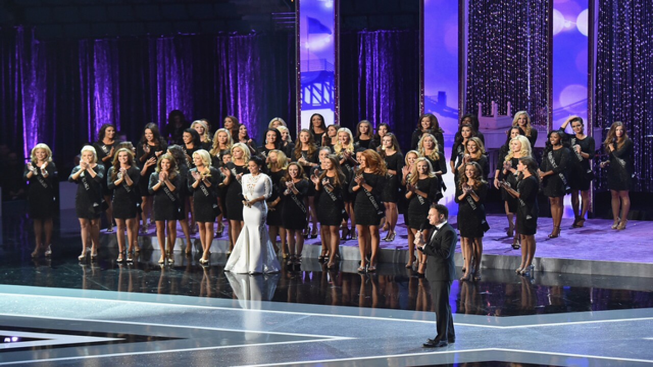 PHOTO GALLERY: Miss America pageant