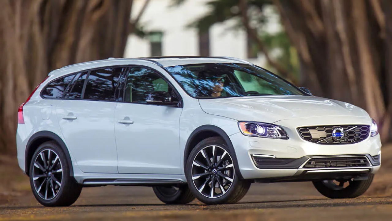 Volvo recalls vehicles with doors that could unexpectedly open