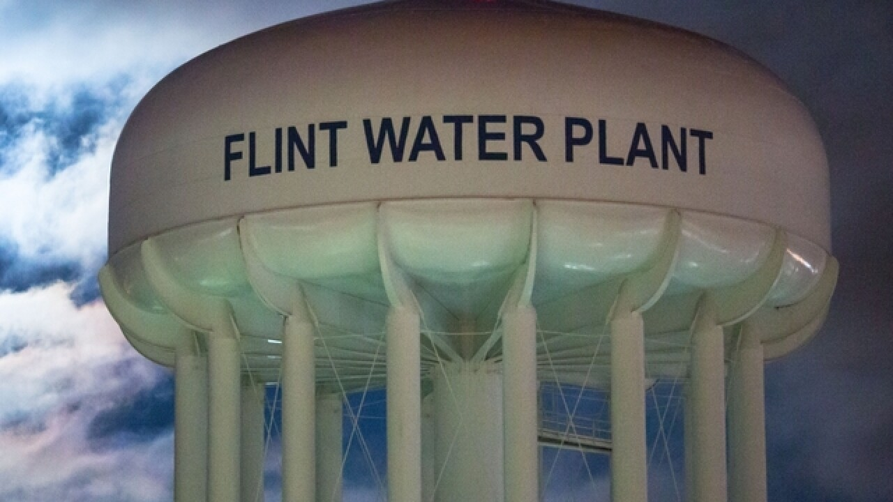 Hearing scheduled in Flint water crisis case