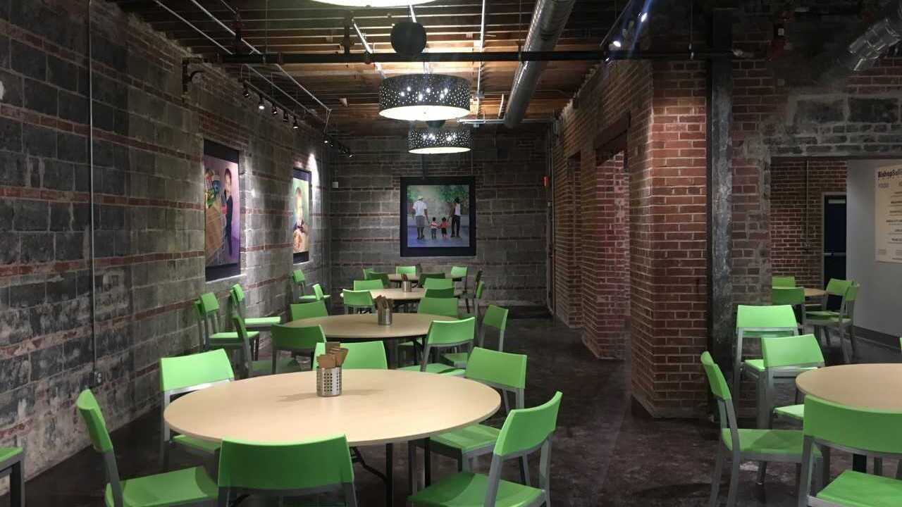 New KC 'restaurant' brings in healthy options for the homeless