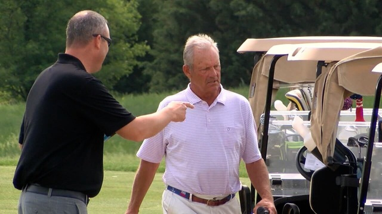 George Brett continues his promise
