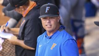 Kevin O'Sullivan, Florida Gators baseball coach in 2021