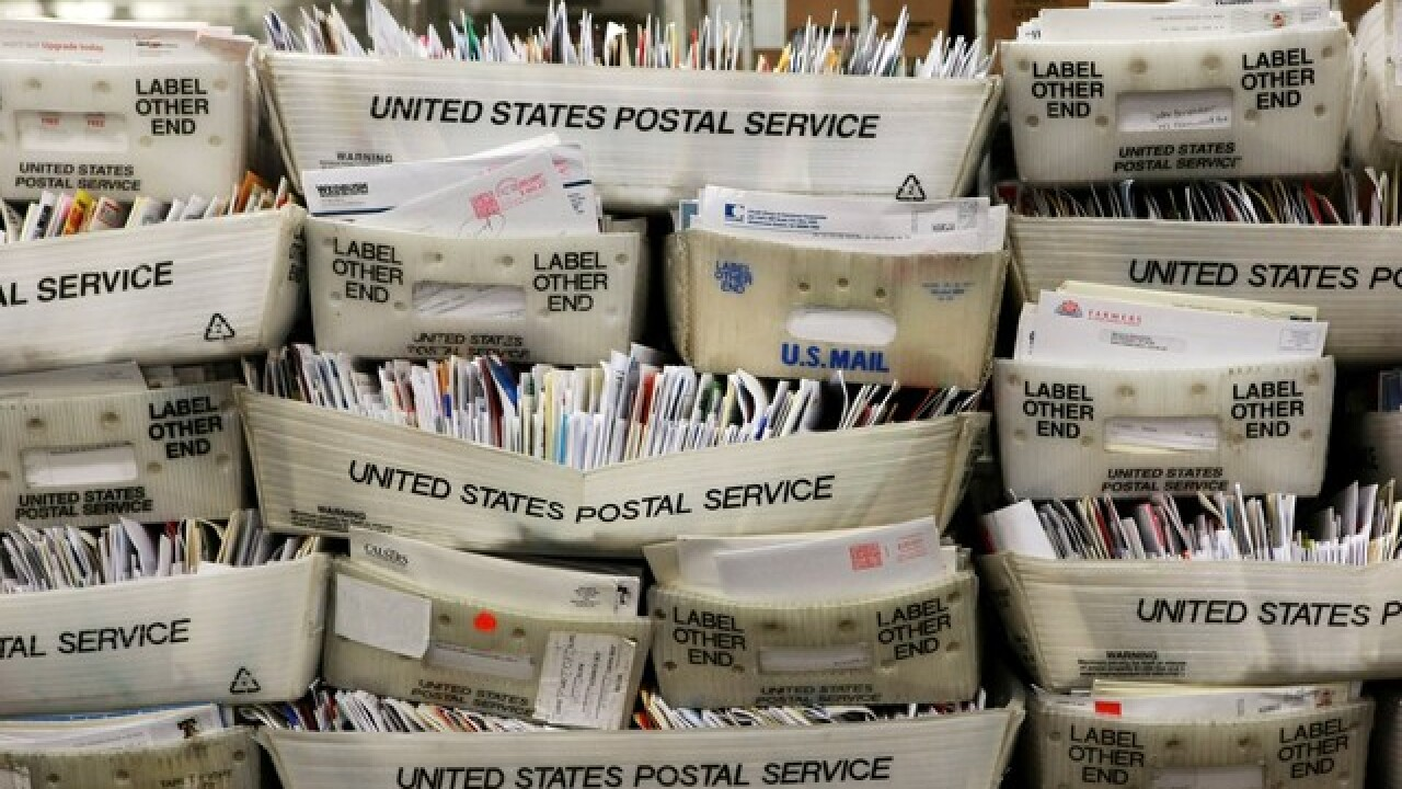 Free mail service can help prevent identity theft
