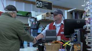 Hardware store manager runs for MT's U.S. Senate Race