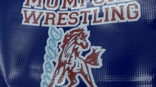 Mumford Wrestling Logo