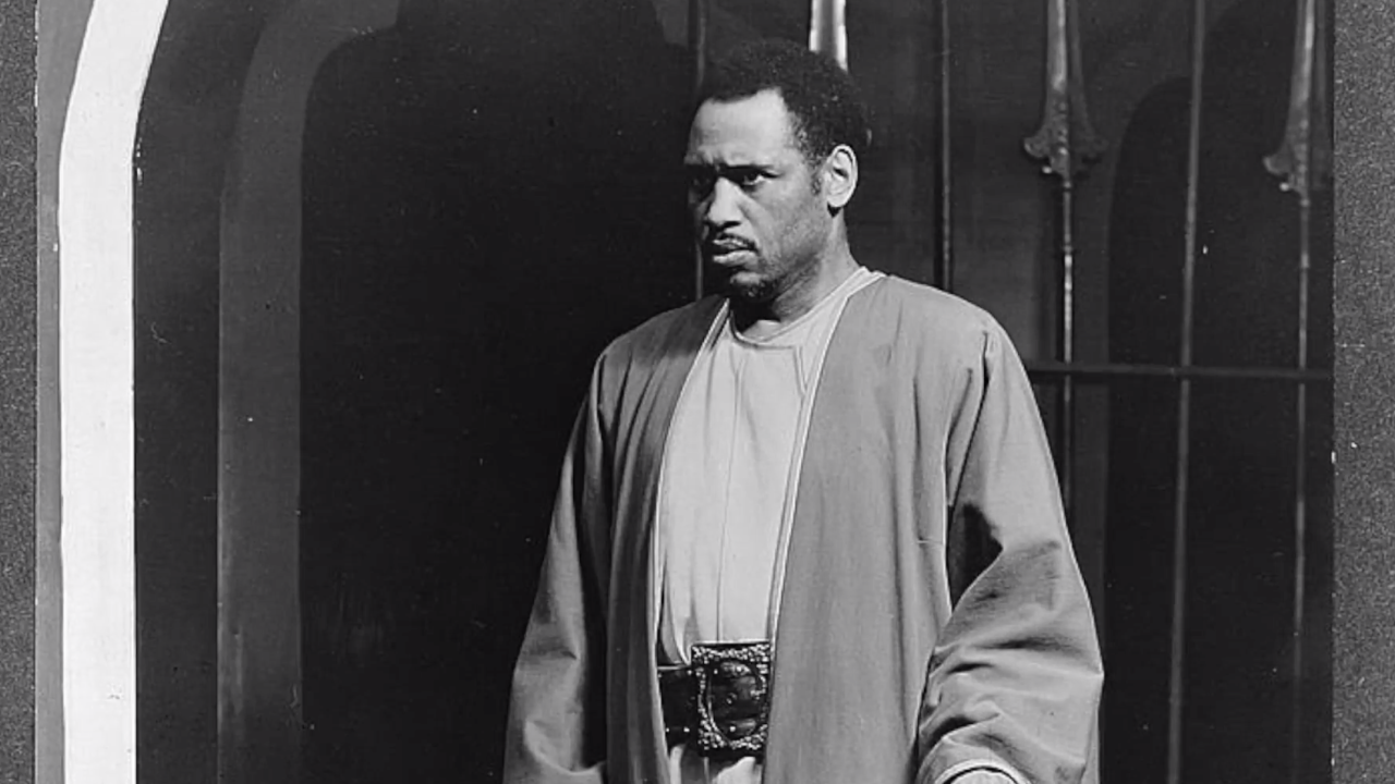 Paul Robeson was a star of stage and screen, as well as a singer, whose career spanned from the 1920s through the 1960s. He was also a social justice activist, who helped guide the Civil Rights Movement.