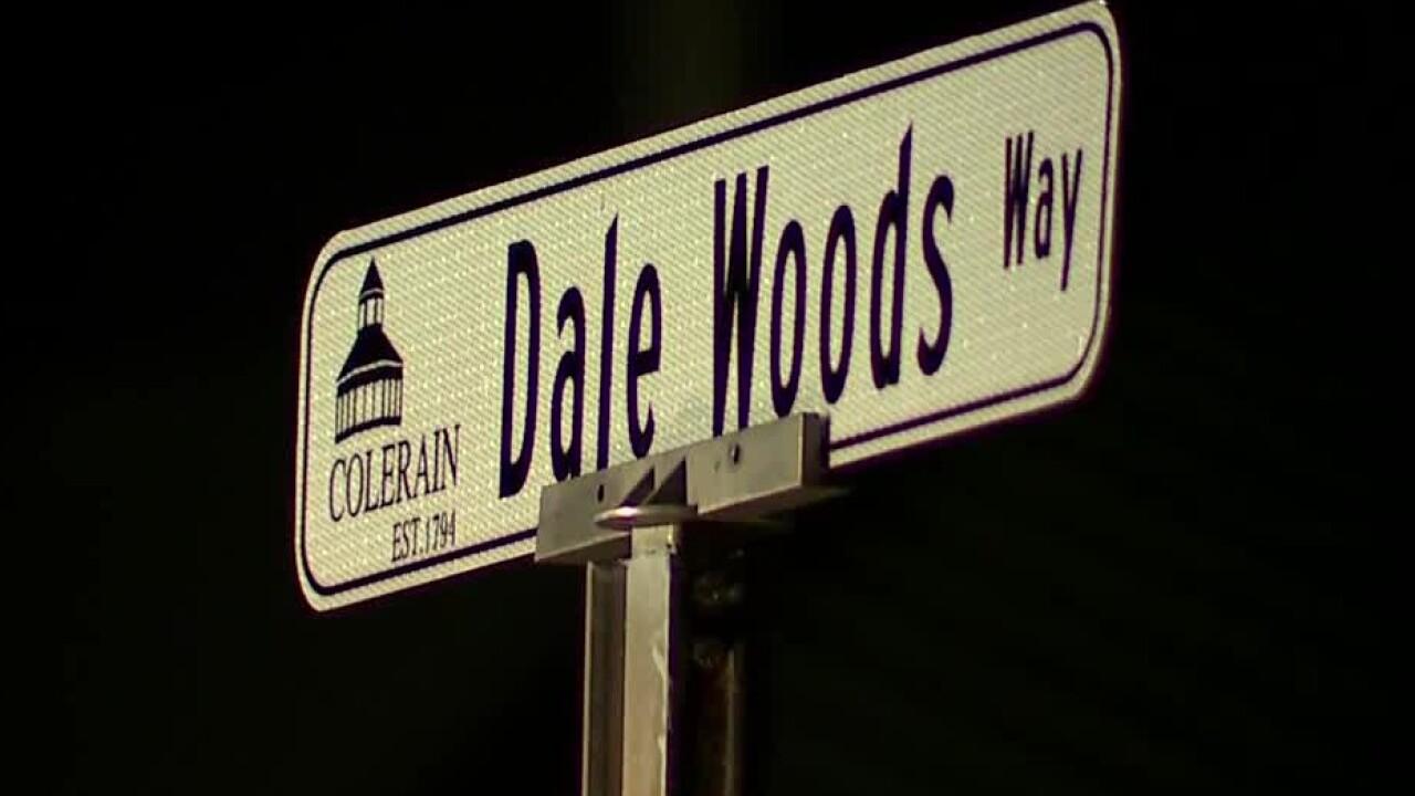 Dale Woods Way street sign.jpg