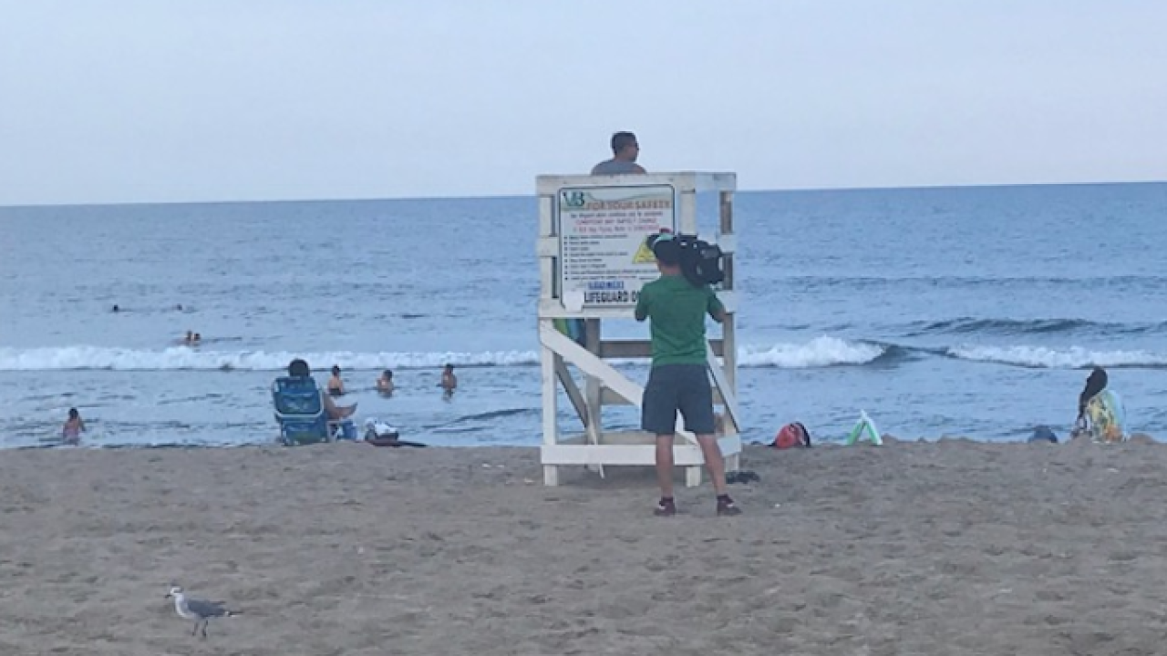 Many Virginia Beach lifeguards head back to college, but you'll still be protected during Labor Dayweekend