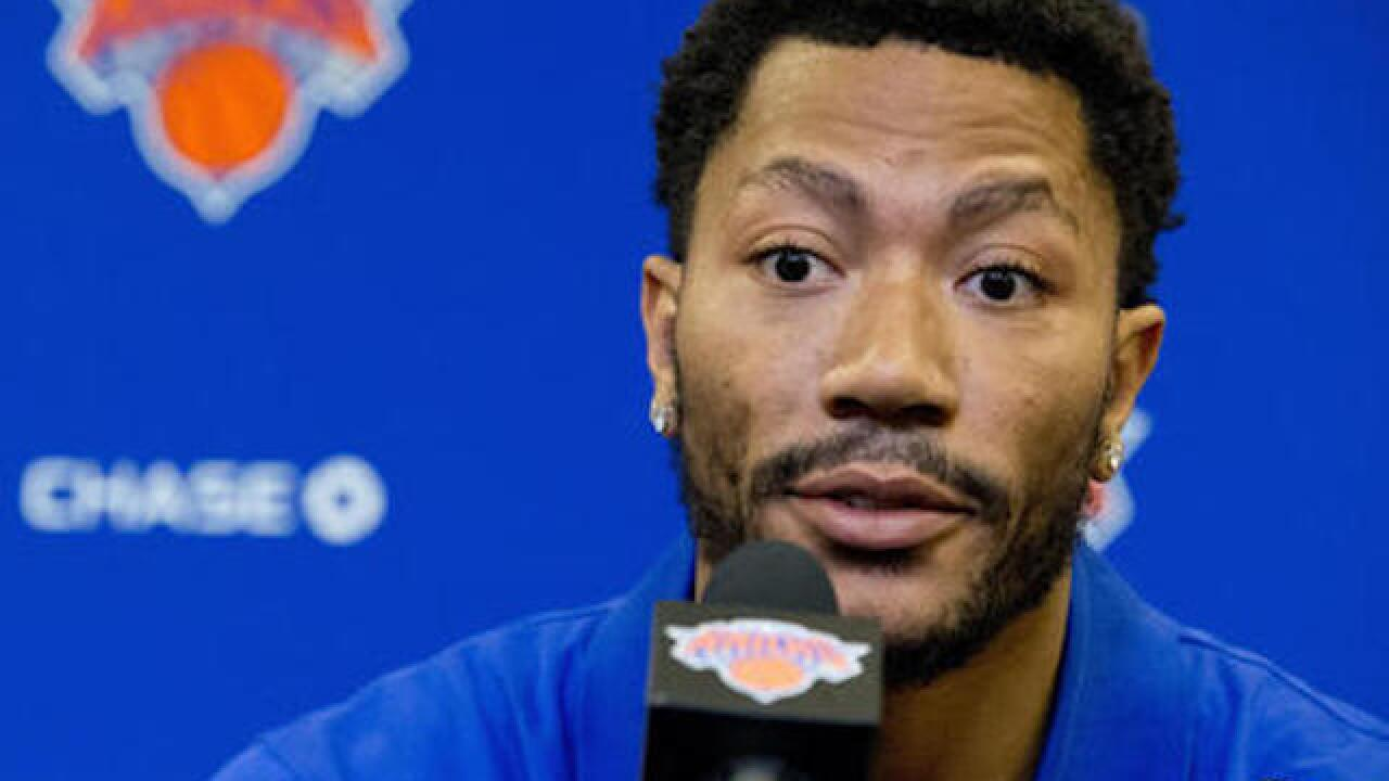 Plaintiff testifies in Derrick Rose rape lawsuit