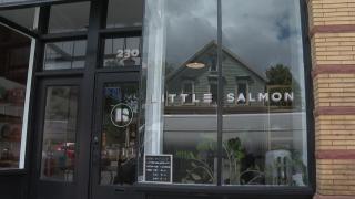 Little Salmon now open in Buffalo's Elmwood Village