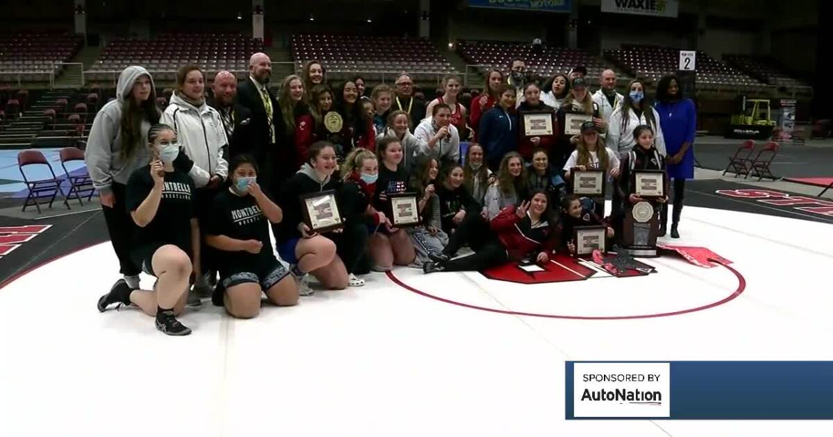Colorado girls shine in first-ever state wrestling tournament