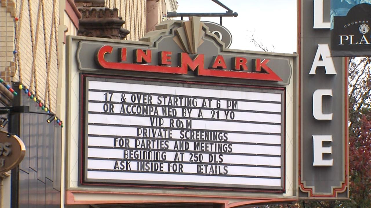 cinemark on the plaza