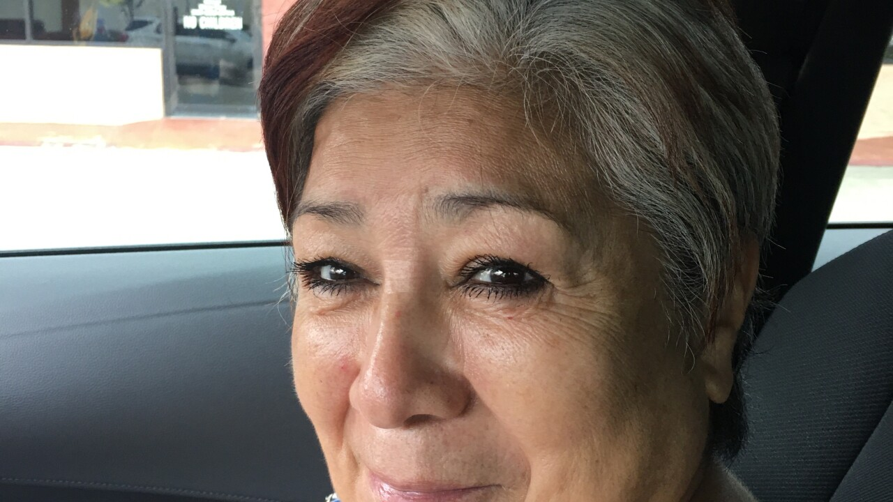 Woman bitten by rattlesnake released from hospital