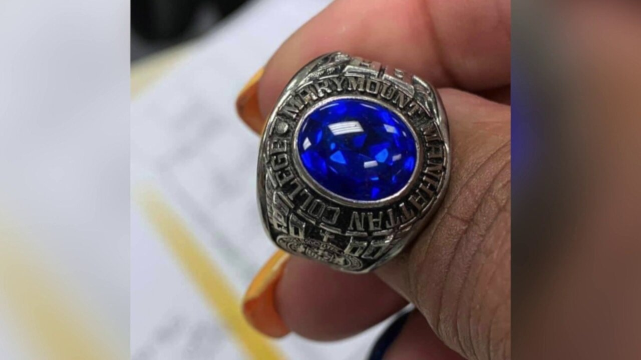 Navy veteran to be reunited with college ring 15 years after it goesmissing
