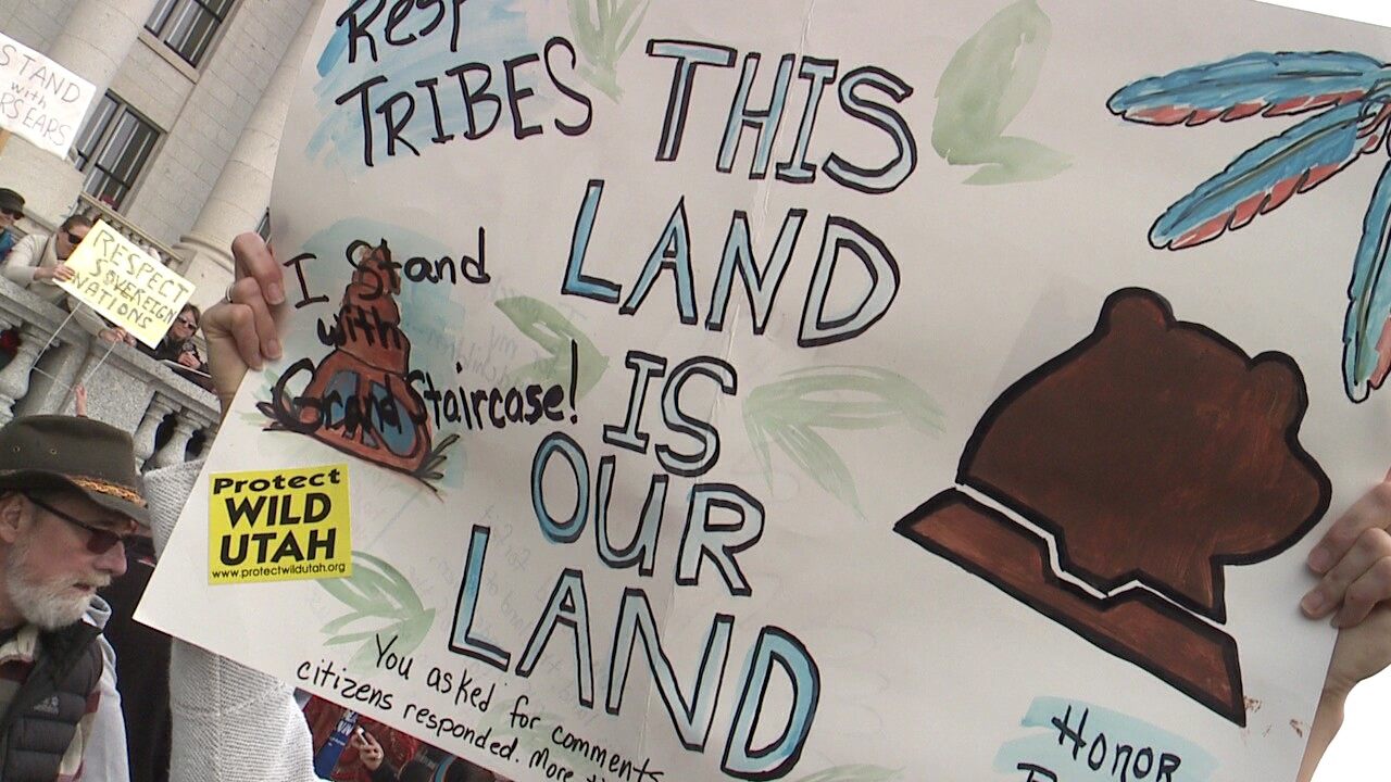Navajo Nation president backs Bears Ears, but Utah's governor hopes to keep talking