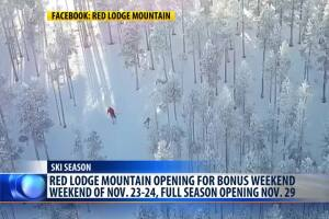 Red Lodge Mountain opening early for a bonus weekend