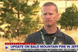 Update on Bald Mountain Fire