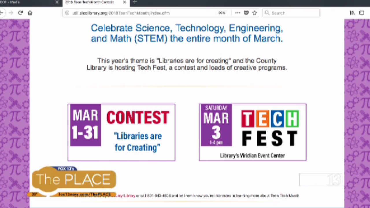 Get hands-on with technology at TechFest