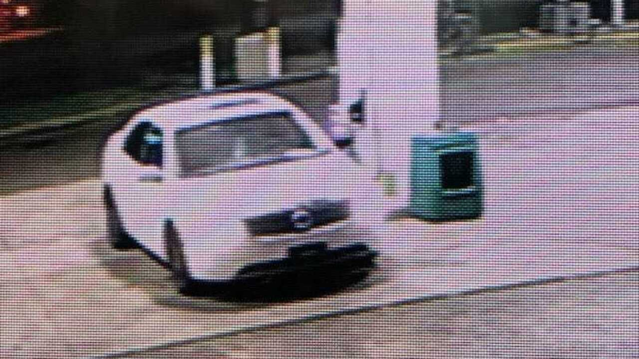 Stolen vehicle with 10-month-old inside