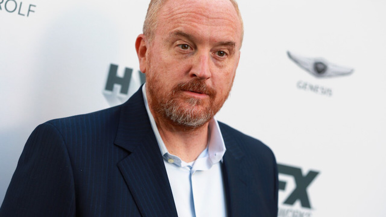 Louis C.K. says 'stories' about him are true, apologizes in statement