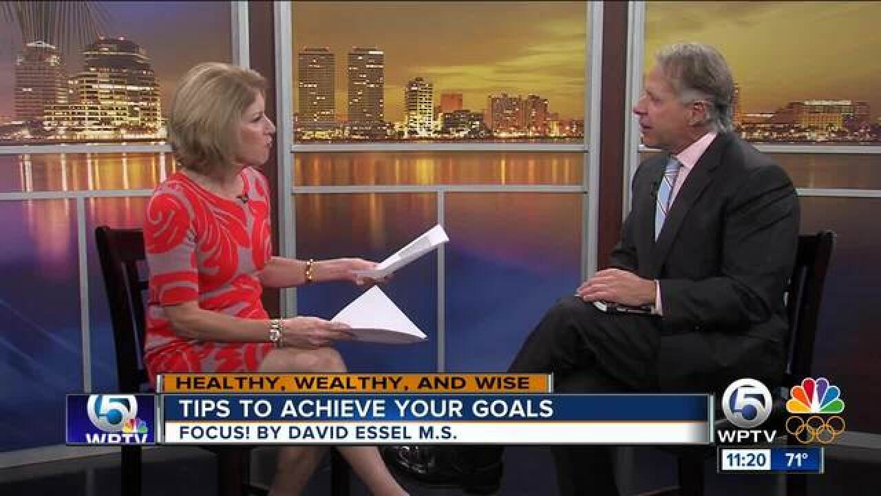 Tips on achieving your goals
