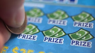 A man bought some lottery tickets on his way to his final chemo treatment. He won $200,000