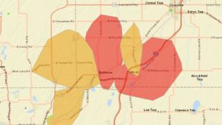 Consumers Energy Outage