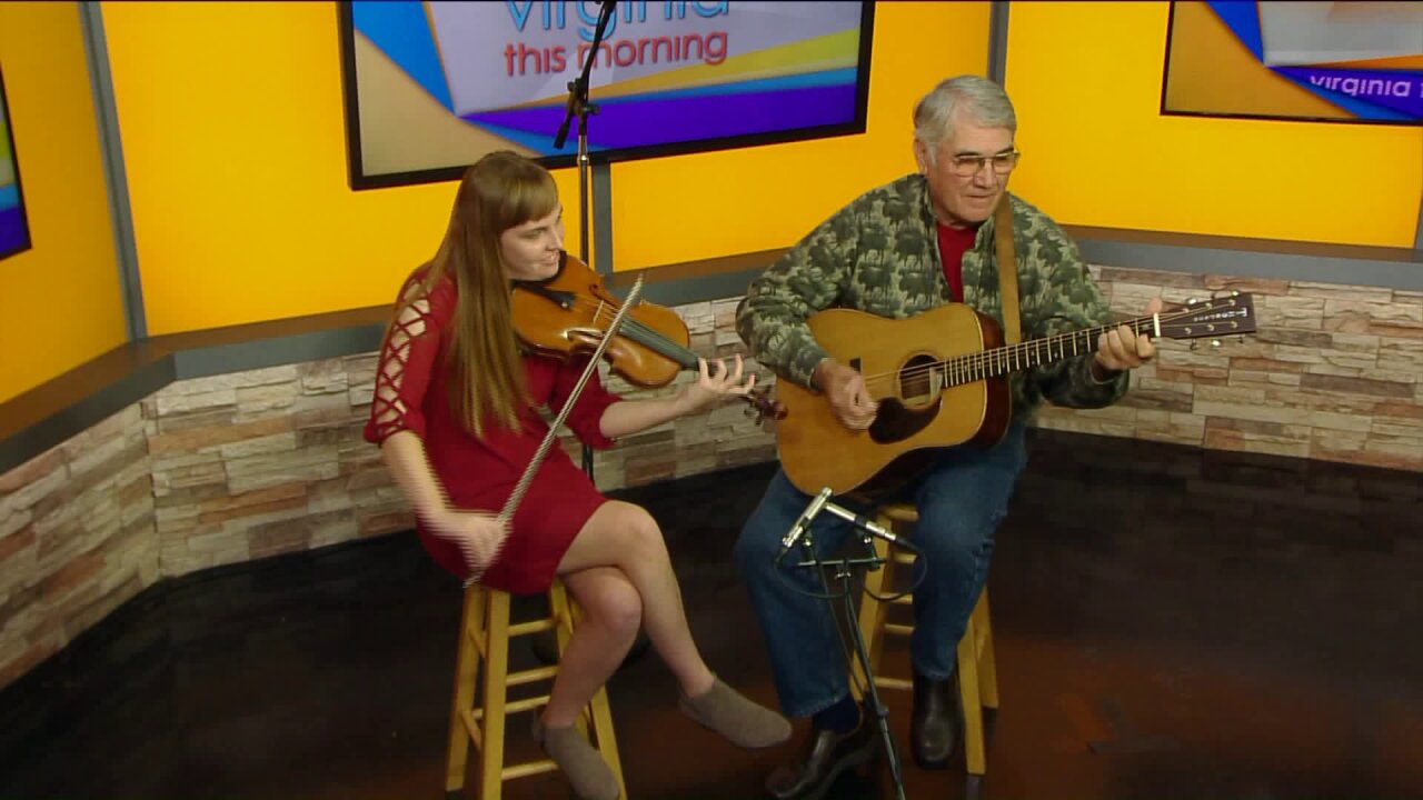 Toe-tapping tunes by Jack Abeel & Margaret Graham