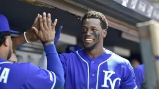 Kansas City Royals v Cleveland Indians Jorge Soler